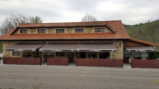 Restaurante La Charola