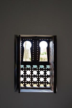 Riad de Vinci: 部屋の窓
