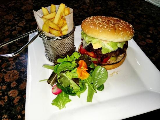 Stara Zagora Province, Bulgarien: Rock'n'roll burger