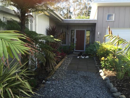 Kerikeri, Nueva Zelanda: Entrance