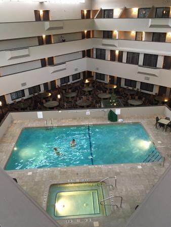 Sheraton Minneapolis West Hotel Pool