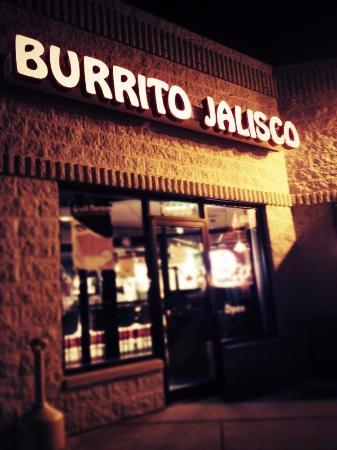 Burrito Jalisco, Alsip, Illinois