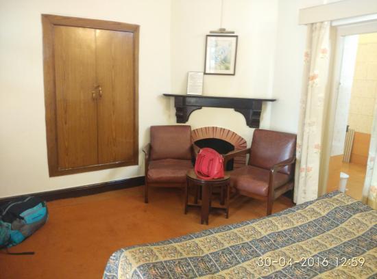 Grand Hotel: Spacious room