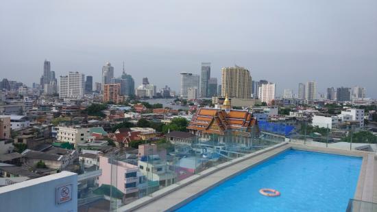 Hotel Royal Bangkok At Chinatown Rooftop Pool