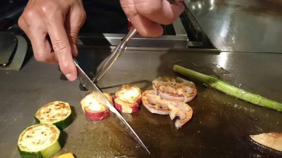 Teppanyaki Densuya