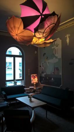 Das Lindenberg: sitting room