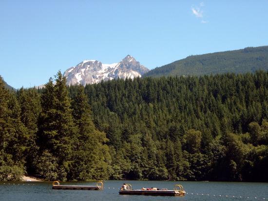 Squamish, Canada: The Alice Lake