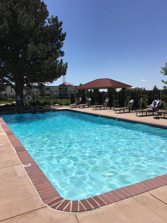 Best Western Plus Loveland Inn: Best outdoor pool in Northern Colorado