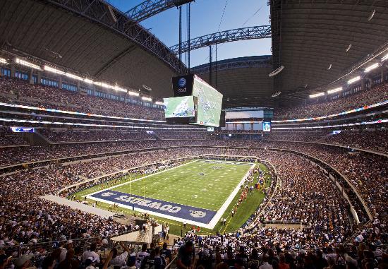 AT&T Stadium, Cowboys Stadium ...