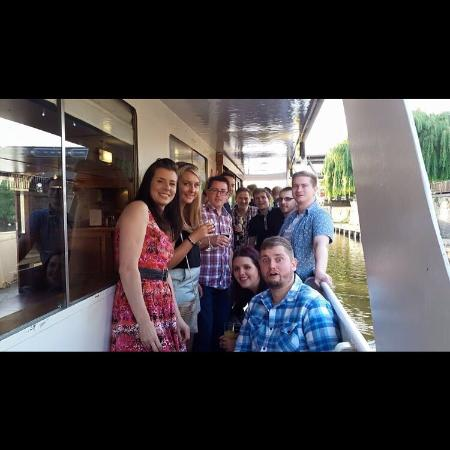 Worcester River Cruises