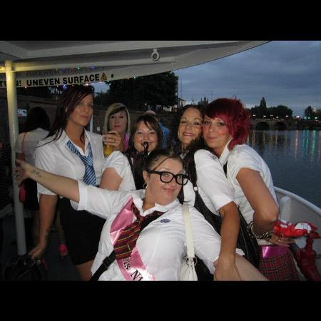 Worcester, UK: Worcester River Cruises