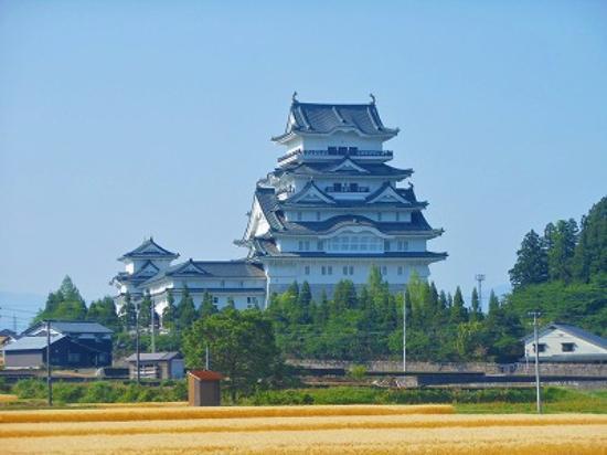 Katsuyama, Ιαπωνία: 色んな角度から見る