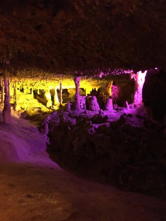 Cuevas dels Hams : Cuevas del Drach! Um espetáculo para os olhos!
