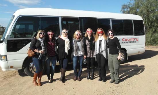 Warners Bay, Australia: Vineyard Tour October 2015