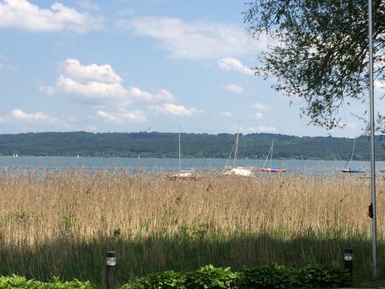 Diessen, Alemania: Blick über den See