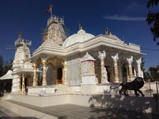 Ambe Dham Temple
