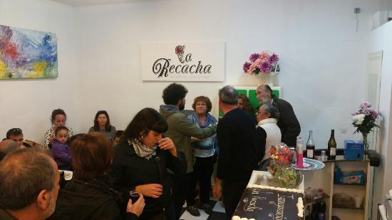 Heladeria La Recacha