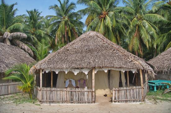 Tents of Bangaram Island Resort