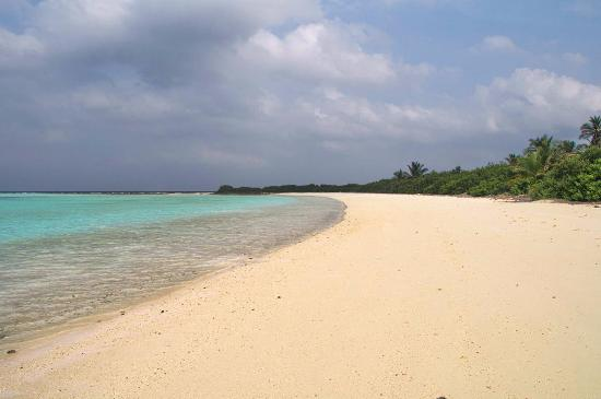 Bangaram, India: The Beach in Parali