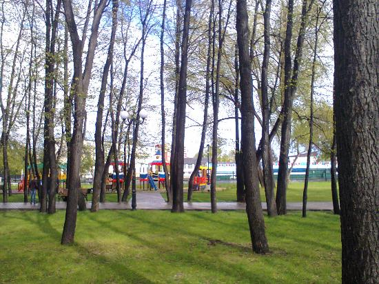Парк Семена Пацко