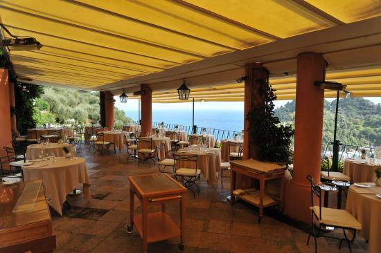 Belmond Hotel Splendido: La Terrazza