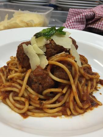 Penrith, Αυστραλία: Nona's Italian Meatballs