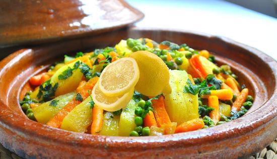Le Nil Bleu: venez déguster nos plats marocain