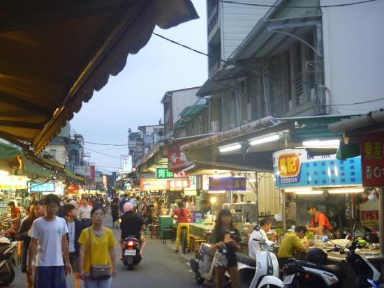 ‪Pingtung Tourist Night Market‬