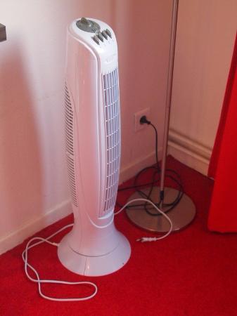 Le Cousture Hotel : le climatiseur