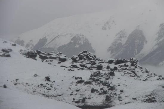 Westland National Park (Te Wahipounamu), Nueva Zelanda: A Winter Crossing of the Alpine Highway
