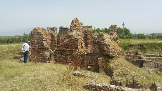 Le Terme Romane di Acconia di Curinga