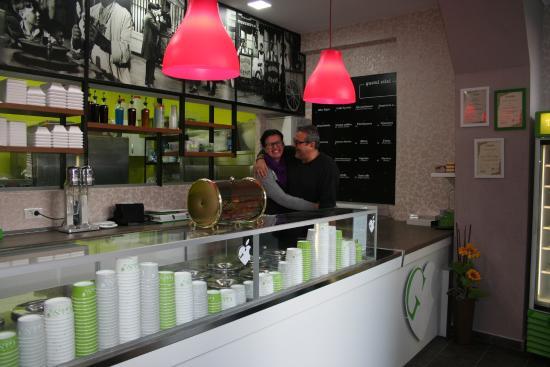 Gelosia Italian Art Cream