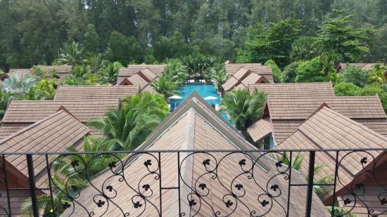 L'esprit de Naiyang Resort: Вид из номера