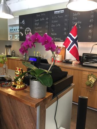 Travellers' Corner Cafe