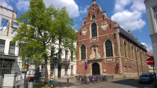 Protestant Church Gent-Centrum