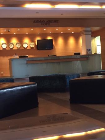 Amman Airport Hotel: photo0.jpg