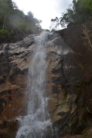 Krathing Waterfall