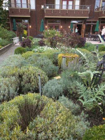 Woodinville, WA: A small part of the herbfarm.