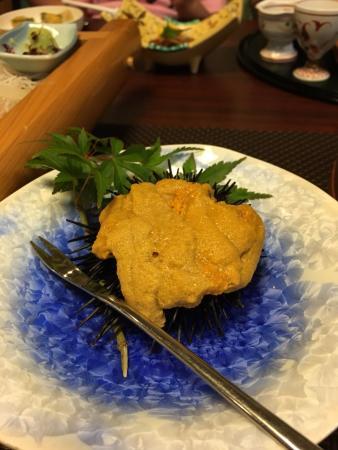 Jubei: ウニ(別料金)