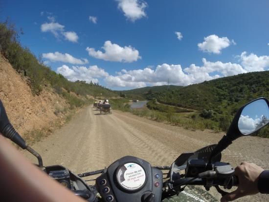 Hugo's Quad Bike Adventure : Aufnahme aus dem Nationalpark