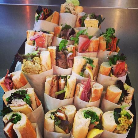Sangerz Real Food