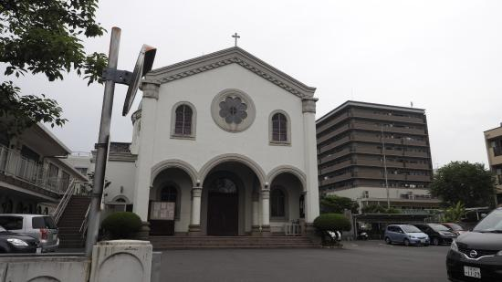 Takayama Ukon Memorial Church