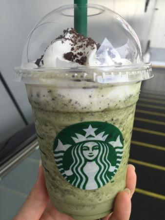 Starbucks Coffee, Mirai Nagasaki Coco Walk