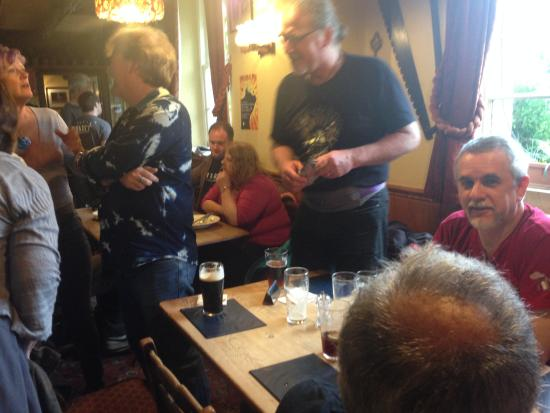 The Quarrymans Arms: yes, even more