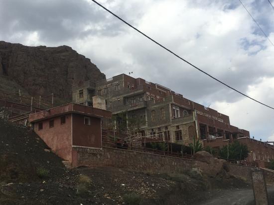 Abyaneh, Иран: Hotelansicht