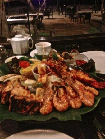 Baruna Beach Seafood Restaurant