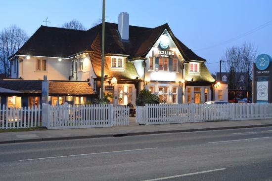 Image result for The Swan newbury