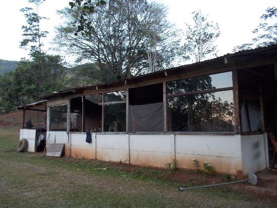 Santiago de Puriscal, Costa Rica: Trek accomodations - night 2
