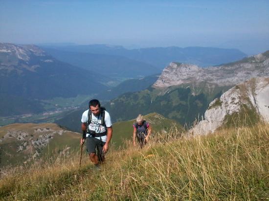 Jarsy, Γαλλία: randonnées splendides accessibles à tous en été dans les alpages