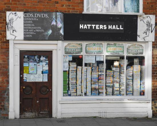 Hatters Hall